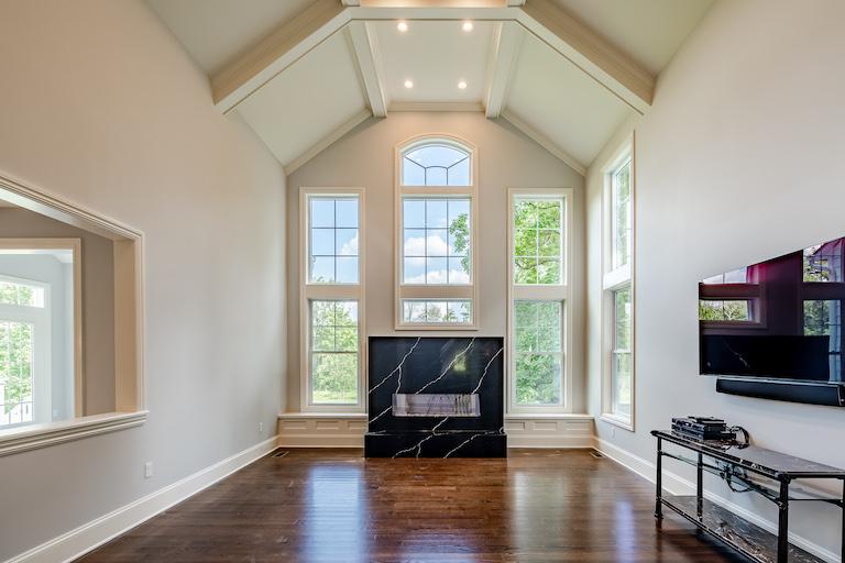 enclave gwynwood living room